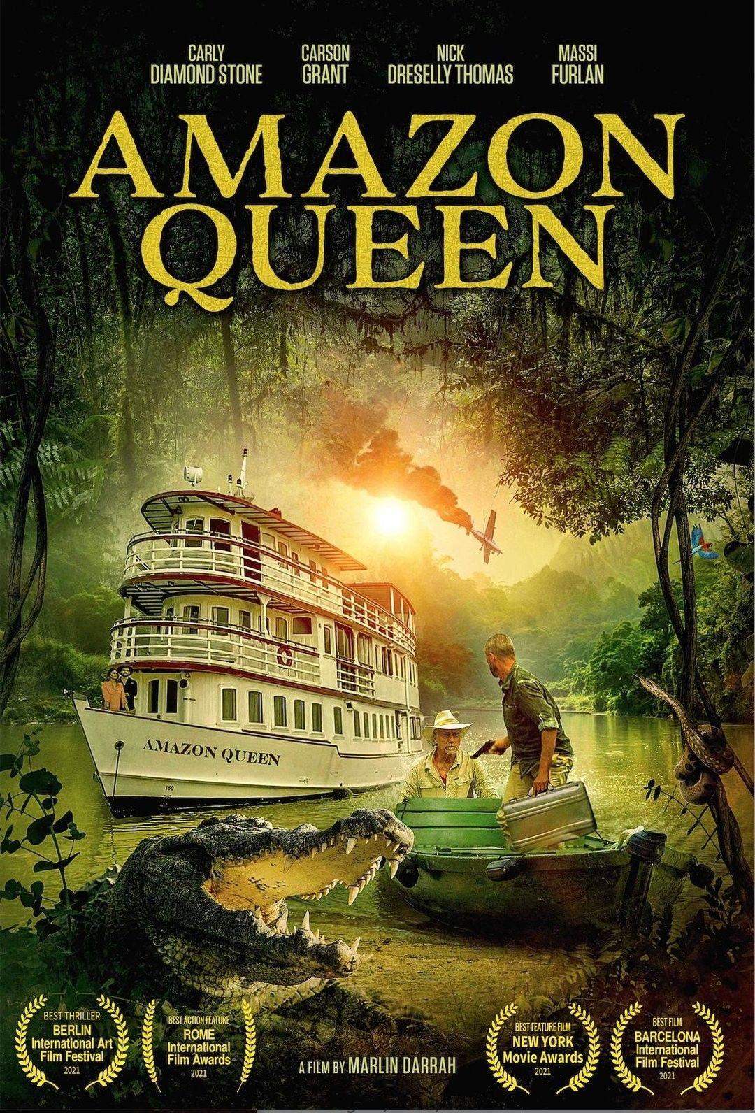 Королева Амазонки / Queen of the Amazon / 2021