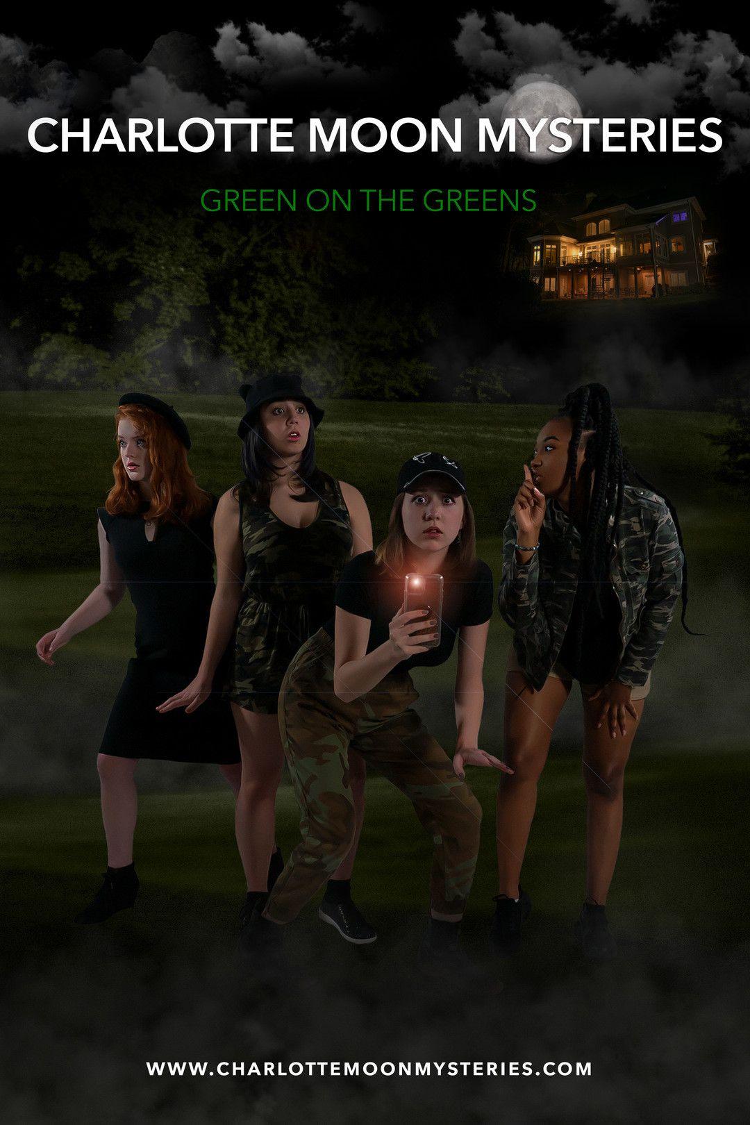 Шарлотта Мун: Убийство на лужайке / Charlotte Moon Mysteries - Green on the Greens / 2021